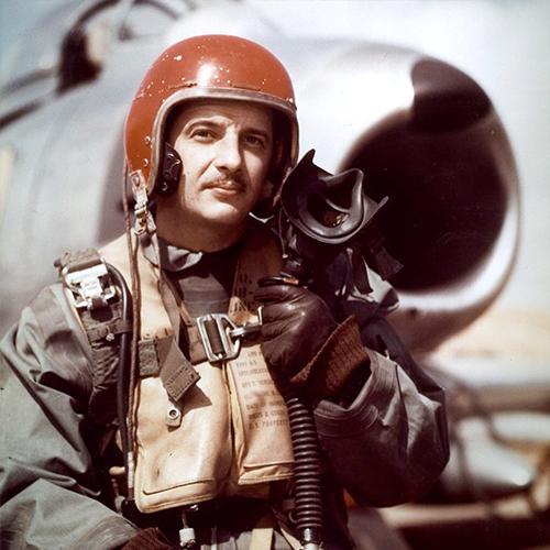 Captain Manuel J. Fernandez Jr.
